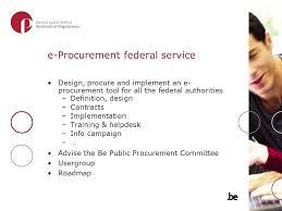 federal service help desk the be federal e procurement action plan jean pierre gennotte