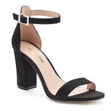 womens peep toe pumps u0026 heels shoes kohl u0027s