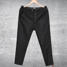 online get cheap slim fit wool dress pants aliexpress com