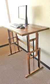 desk height adjustable standing desk canada adjustable standing