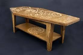 handmade wood coffee table explore gallery of handmade wooden coffee tables showing 18 of 20