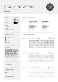 Interior Design Resume Templates by Best 25 Resume Templates For Word Ideas On Pinterest Curriculum