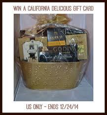 California Gift Baskets Give The Tasty Elegant Gift Of California Delicious Gift Baskets