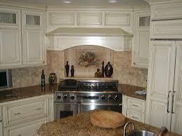 White With Brown Glaze Kitchen by Glaze Kitchen Cabinets Captainwalt Com