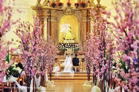 wedding backdrop design philippines so cherryblossom wedding theme florists