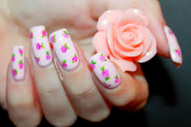 nail designs for summer 2015