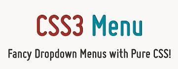 create css menu absolutely free