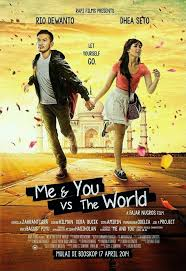 poster film romantis indonesia film me you vs the world 2014 dvdrip 480p 400mb reza