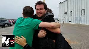 Free Hug Guy Rt Life