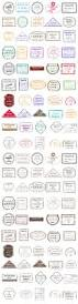 top 25 best passport stamps ideas on pinterest tattoos shops