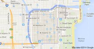 grant park chicago map apartments for rent in the loop chicago il from 1295 hotpads