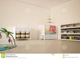 kids play room with bed stock photo image 36089560