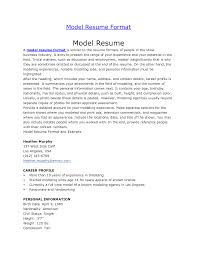 Career Profile Resume Examples 100 Resume Samples For Teens Resume How To Make A