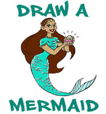 draw mermaids
