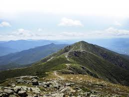 taking in the white mountains every step of each trail the