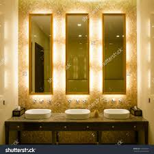 Lighting Mirrors Bathroom Large Wall Mirrors Bathroom Contemporary With Lighting Vanity
