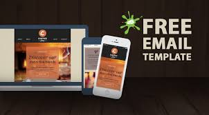 our gift to you a free fluid hybrid email template