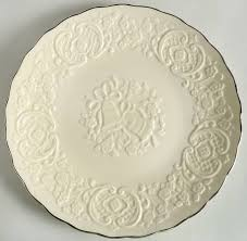 wedding plate lenox wedding promises collection at replacements ltd