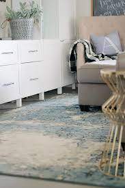 Family Room Refresh By The Collected House With Rugs USAs Tracce - Family room rugs