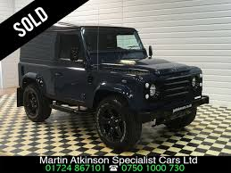 used land rover for sale used land rover defender hard top 2 2 tdci rs edition for sale in