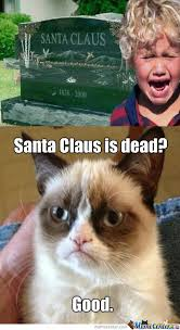 Santa Claus Meme - proof that santa claus does not exist by creepergalore meme center