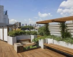 Urban Terrace Design Ideas Shelterness - Apartment terrace design