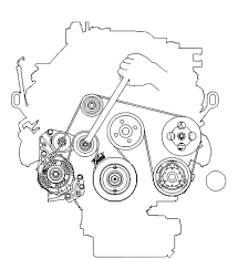 do you have a diagram for installing an alternator for a 1999