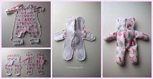 memory clothes diy baby clothes memory pattern and usefuldiy