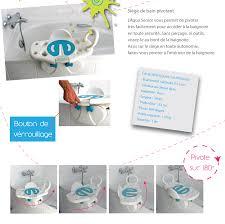 siège pour baignoire handicapé siège de bain pivotant aquasenior