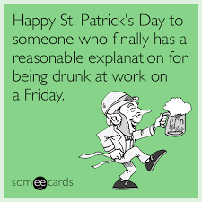Happy St Patricks Day Meme - st patricks day funny memes 100 images 23 hilarious 2018 st