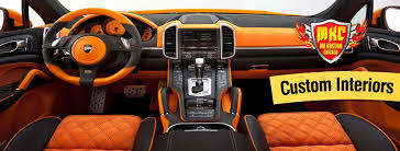 Van Seat Upholstery Custom Car Interiors And Upholstery Mr Kustom Chicago Car