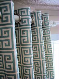 Greek Key Pattern Curtains 11 Best Greek Style Deco Images On Pinterest Blue And White