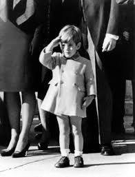 jfk jr salutes father u0027s casket iconic photo shot by stan stearns