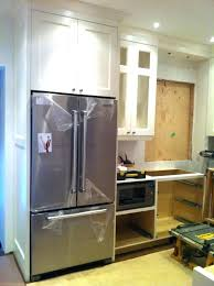cabinet depth refrigerator dimensions cabinet depth refrigerator iamfiss com