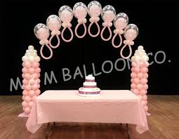15 best 1st birthday balloon decorations images on pinterest