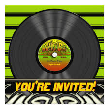 jamaican invitations u0026 announcements zazzle