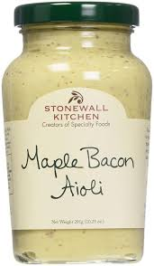 Kitchen Collection Llc by Amazon Com Stonewall Kitchen Aioli Collection Maple Bacon