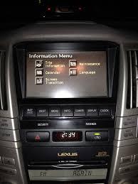 2004 lexus rx330 yaw rate sensor 2004 rx navigation blank screen clublexus lexus forum discussion