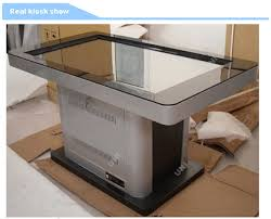 Touch Screen Conference Table Innovative Touch Screen Conference Table With Meeting Room