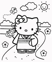 kitty face coloring pages getcoloringpages