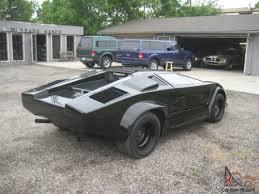 fiero kit car lamborghini lamborghini pontiac fiero kit car v 6 5 speed airconditioning