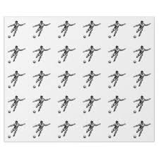 soccer wrapping paper football wrapping paper zazzle co uk