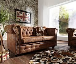 zweisitzer sofa g nstig sofa chesterfield 160x88 braun wildlederoptik 2sitzer give me