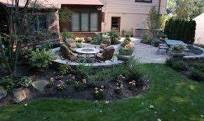 Houzz Backyards Fabulous Backyard Patio Landscaping Ideas Backyard Patio Design