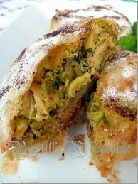 cuisine marocaine brick pastilla individuelle au poulet et amandes