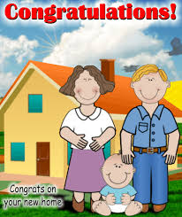 congrats on your new card congratulations on your new home free new home ecards greeting