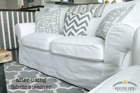 ikea slipcovers white ikea ektorp furniture review must care essentials