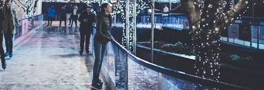 ice rink canary wharf is back u2013 with london u0027s only skate path