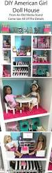 how to make a diy american doll house lillian hope designs