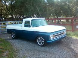 Old Ford Unibody Truck - features official ford unibody 61 63 pict thread page 10